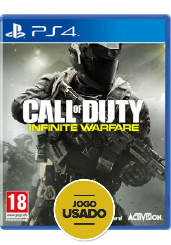 Call of Duty: Infinite Warfare (seminovo) - PS4