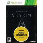 The Elder Scrolls V: Skyrim (seminovo) - Xbox 360