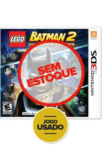 Lego Batman 2 - 3DS ( Usado )