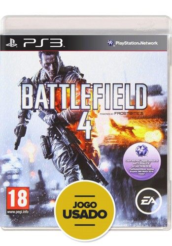 Battlefield 4 (seminovo) - PS3