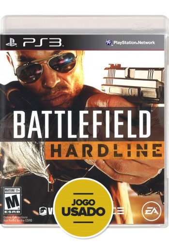 Battlefield Hardline (seminovo) - PS3