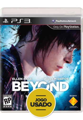 Beyond: Two Souls (seminovo) - PS3