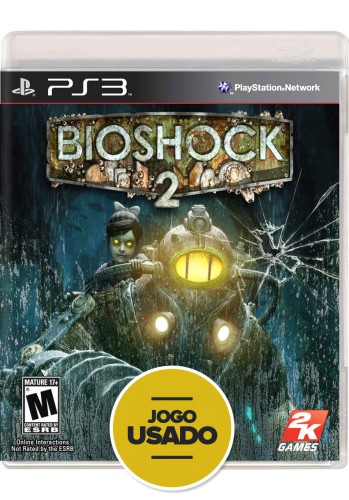 Bioshock 2 (seminovo) - PS3