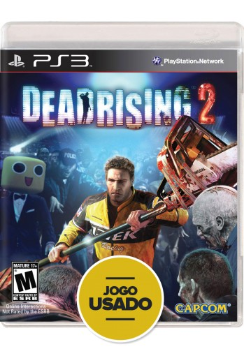 Dead Rising 2 (seminovo) - PS3