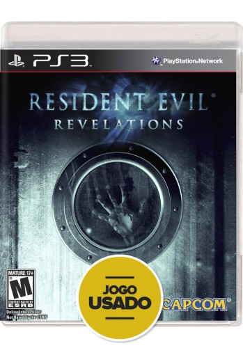 Resident Evil: Revelations (seminovo) - PS3