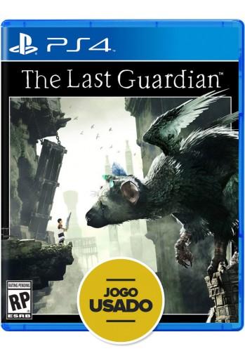 The Last Guardian - PS4 (Usado)
