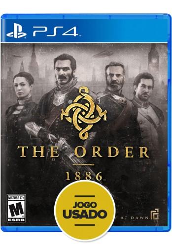 The Order 1886 (seminovo) - PS4