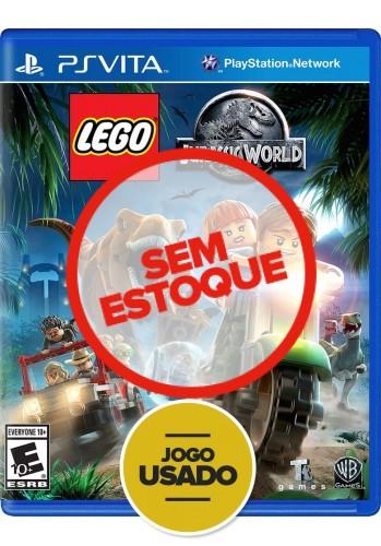 Lego Jurassic World (seminovo) - PS VITA