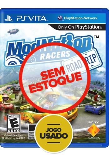 Modnation Racers: Road Trip (seminovo) - PS VITA