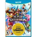 Super Smash Bros - WiiU ( Usado )