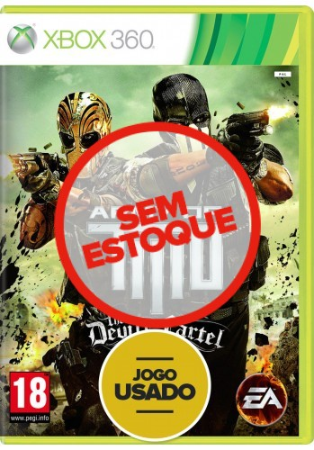 Army of Two: The Devil's Cartel - Xbox 360 (Usado)