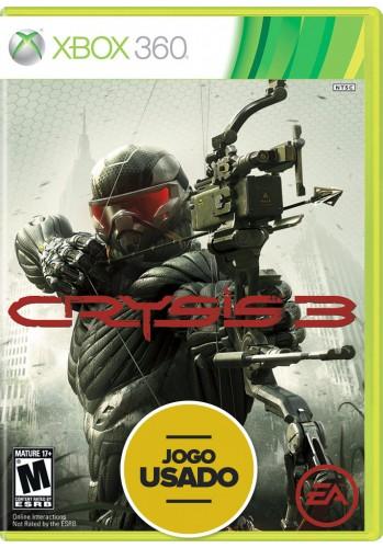 Crysis 3 (seminovo) - Xbox 360