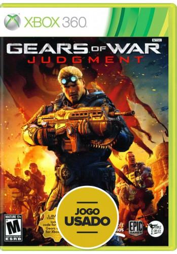 Gears of War: Judgment - Xbox 360 (Usado)