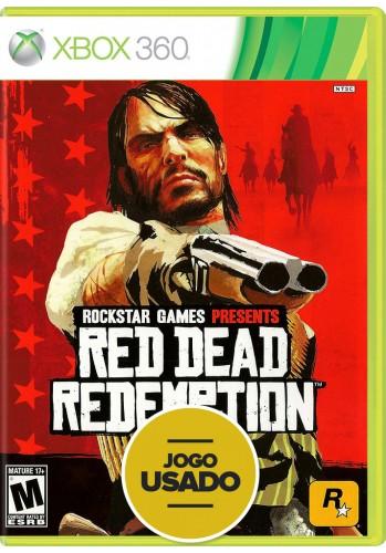 Red Dead Redemption (seminovo) - Xbox 360