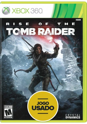 Rise of the Tomb Raider - Xbox 360 (Usados)