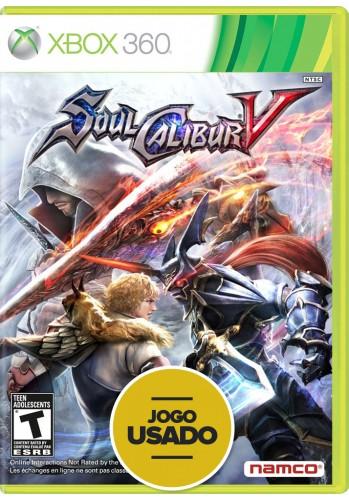 Soul Calibur V - Xbox 360 (Usado)