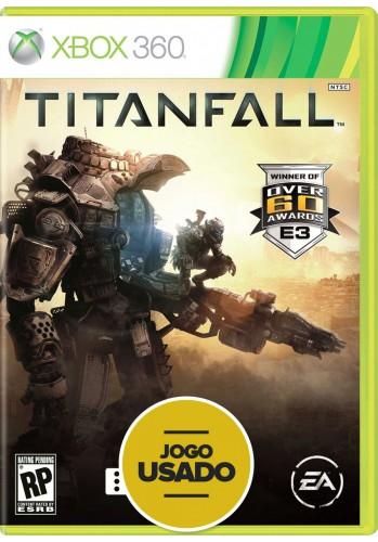 Titanfall  (seminovo) - Xbox 360