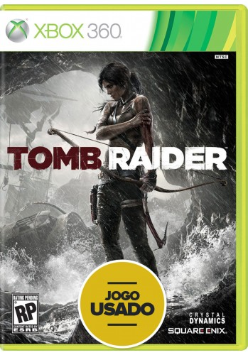 Tomb Raider (seminovo) - Xbox 360