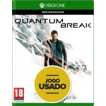 Quantum Breack (seminovo) - Xbox One