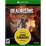 Dead Rising 4 (seminovo) - Xbox One