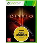 Diablo 3  (seminovo) - Xbox 360
