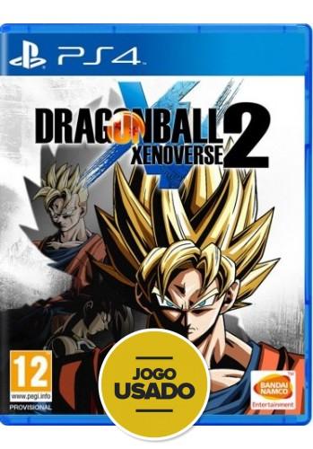 Dragon Ball Xenoverse 2 (seminovo) - PS4
