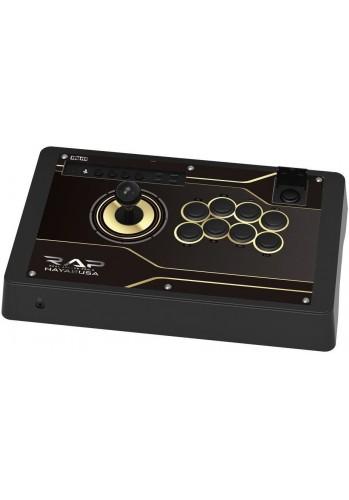 Controle HORI Rap Real Arcade Pro N Hayabusa -  PS4 e PS3