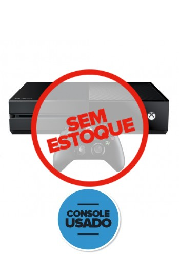 Xbox One 500GB (usado)