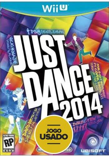Just Dance 2014 - WiiU ( Usado )