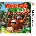 Donkey Kong Country Returns - 3DS