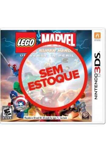 Lego Marvel Super Heroes: Universo em perigo - 3DS