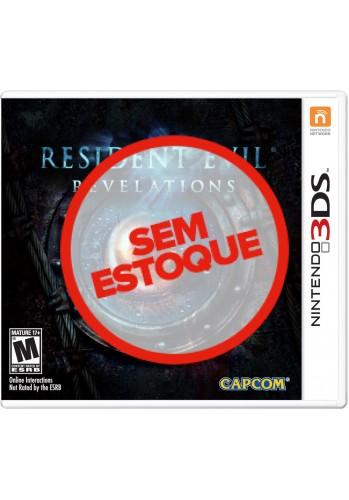 Resident Evil - Revelations - 3DS