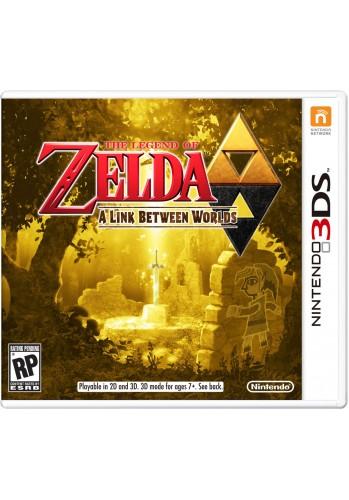 The Legend of Zelda: A Link Between Worlds - 3DS