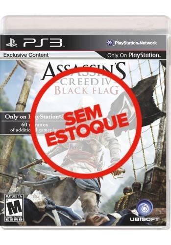 Assassins Creed 4: Black Flag - PS3