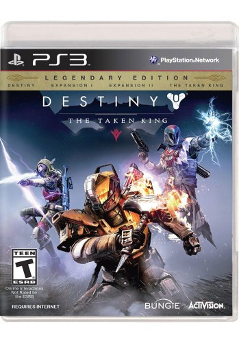 Destiny - The Taken King (Edição Lendária) - PS3