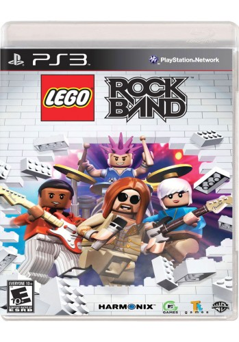 Lego Rock Band - PS3