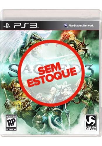 sacred 3 ps3 os melhores jogos de ps3
