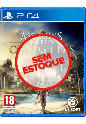 Assassin's Creed Origins - PS4 (Usados)