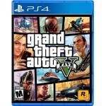 GTA V: Grand Theft Auto - PS4