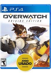 Overwatch: Origins Edition - PS4 ( Usado )