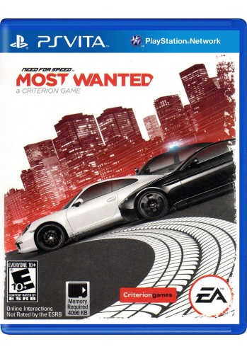 Need for Speed: Most Wanted - PS VITA