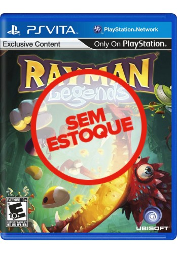 Rayman Legends - PS VITA