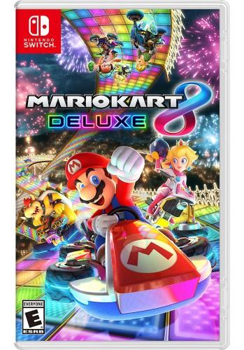 Mario Kart 8 Deluxe - Switch