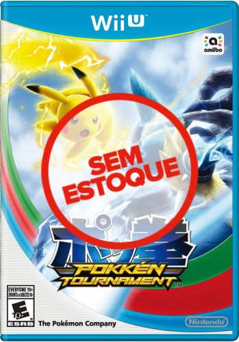 Pokken Tournament - WiiU