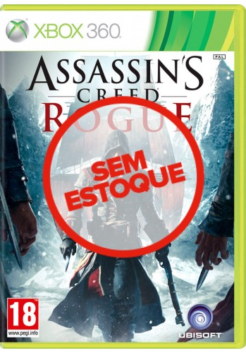 Assassin's Creed Rogue (Signature Edition) - Xbox 360