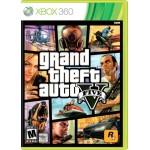 GTA V (Grand Theft Auto) - Xbox 360
