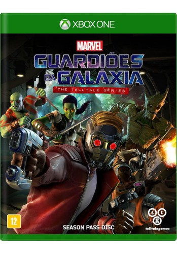 Guardiões da Galáxia (Telltale Series) - Xbox One