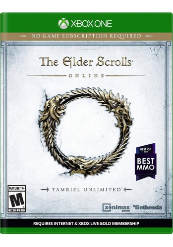 The Elder Scrolls Online: Tamriel Unlimited - Xbox One