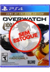 Overwatch: Game of The Year Edition - PS4